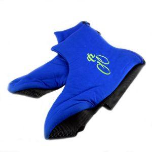 Cobertor de zapatos azul Talla-XL 44-45