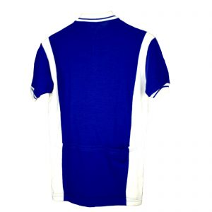 Maillot Azul y blanco Talla-L