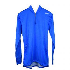 maillot ciclista azul