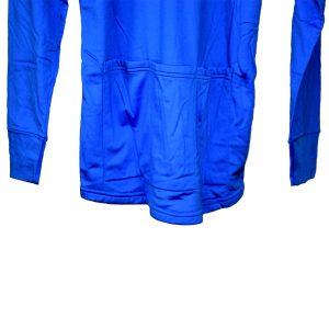 Maillot Azul Talla M L
