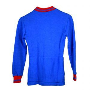 Maillot azul y rojo Talla-S-M