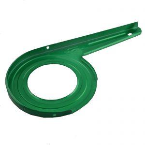 Cubre cadenas verde