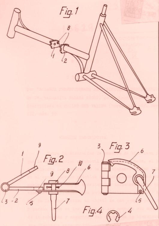 Patente de Rabasa en 1971