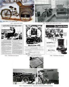 Electrociclo, publicidad de la época.