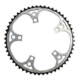 Cubre plato bicicleta clásica